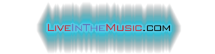 Live in the Music logo