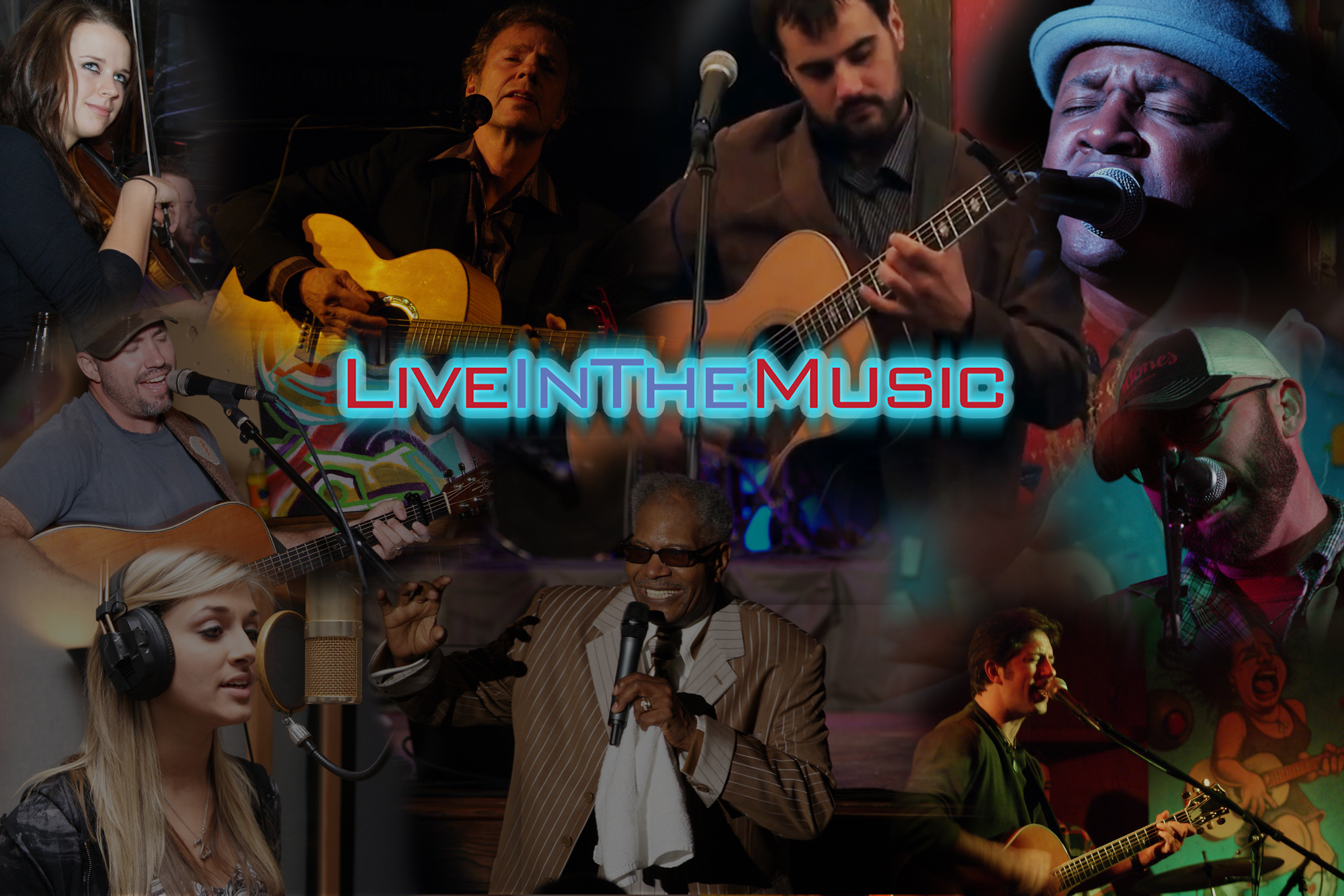 "Where We're Going in 2013: ""Live in the Music"" www.LiveInTheMusic.com"