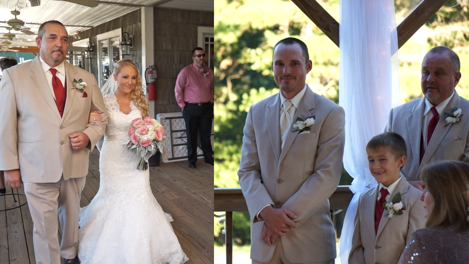 WoodMill Winery Wedding Video in NC