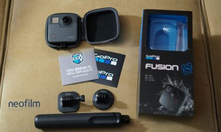 GoPro Fusion is Great Little 360 Video Camera