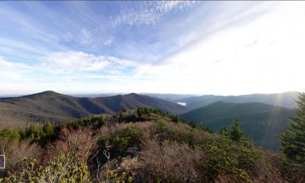 Asheville Reservoir in North Carolina